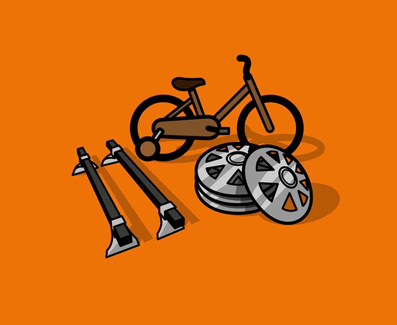 V-Brake Bremsschuhe